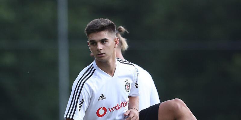Beşiktaş Ajdin Hasic'le 4 yıllık sözleşme imzaladı