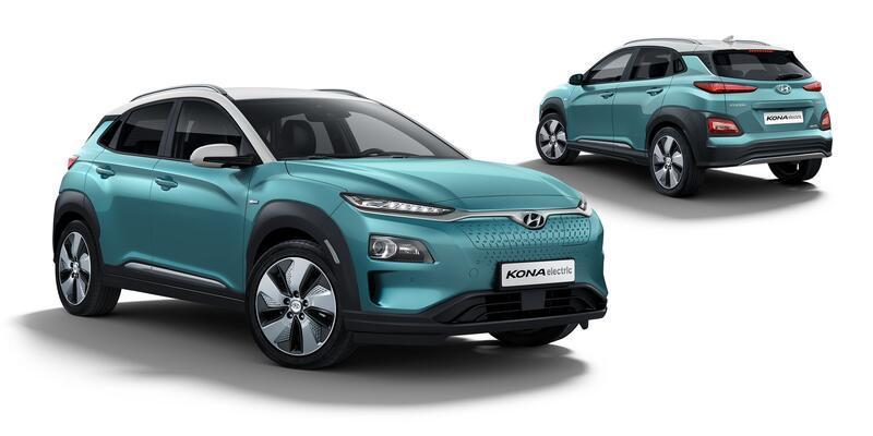 Hyundai elektrikli Kona'yı Avrupa'da üretecek