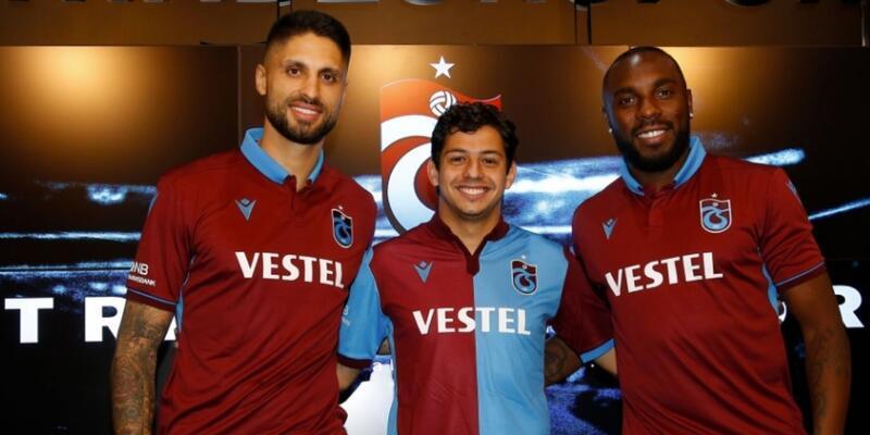 Trabzonspor'dan 3 transfer
