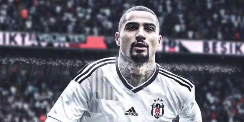 Beşiktaş Boateng'i duyurdu