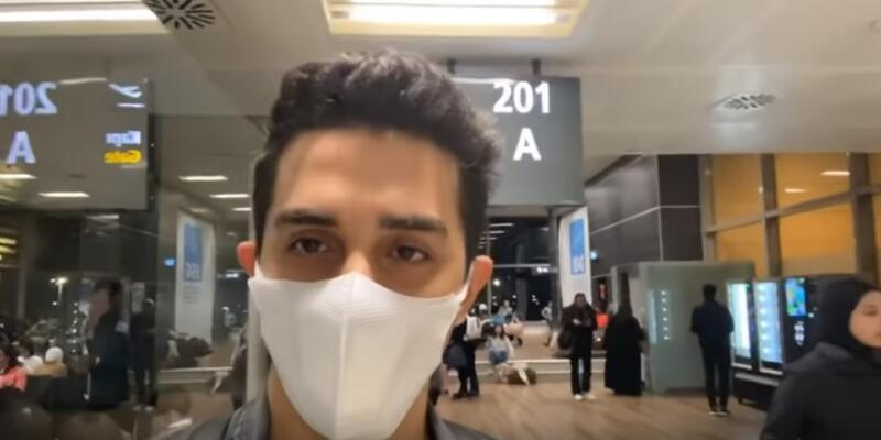 Ruhi Çenet, Çin'e gitti