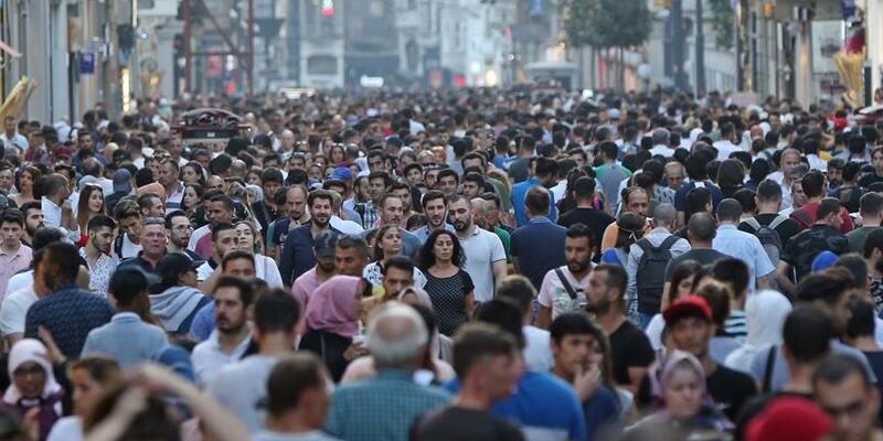 Son dakika... Türkiye'nin nüfusu 83 milyon 154 bin 997 kişiye ulaştı
