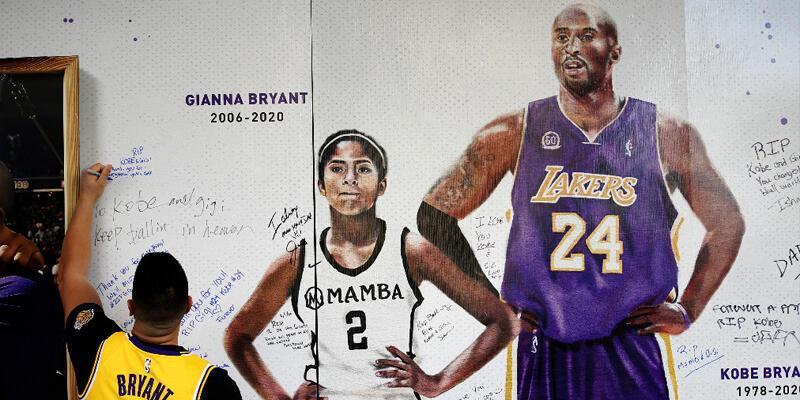 Kobe Bryant ve Gianna için cenaze hazırlıkları başladı