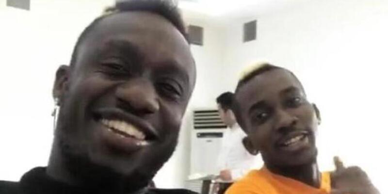 Mbaye Diagne geri döndü