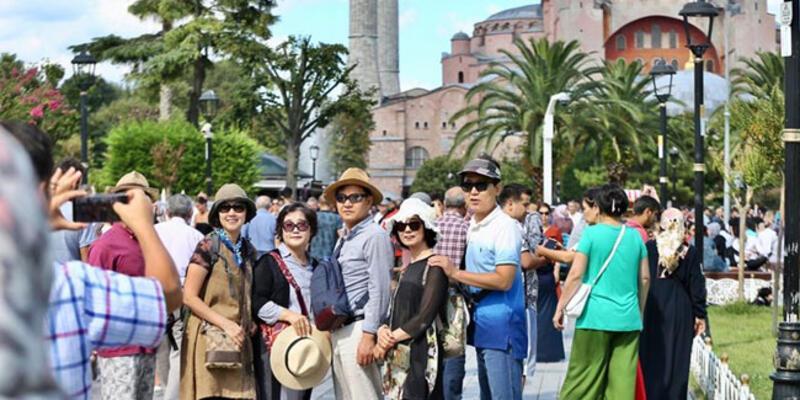 Bakan Ersoy: Bu yıl 58 milyon turist beklentimiz var
