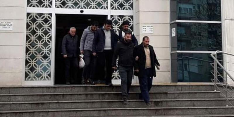 Kırşehir'de Bağdadi'nin akrabalarına operasyon