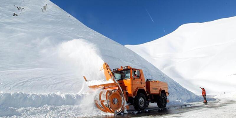 6 il için buzlanma, don ve çığ uyarısı yapıldı