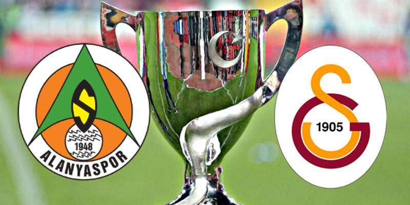 Alanyaspor Galatasaray maçı saat kaçta, hangi kanalda? (Alanya – GS kupa maçı)