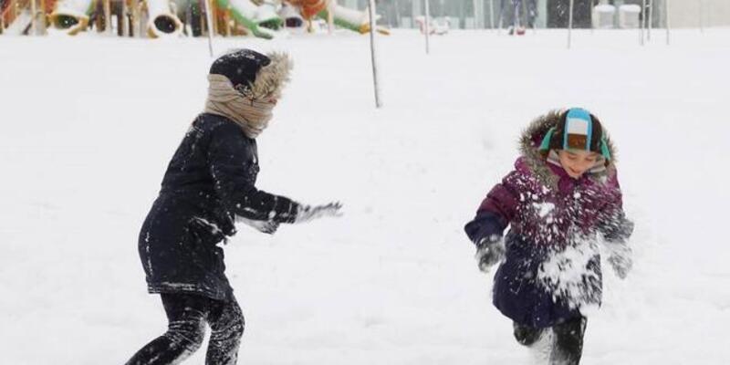 İstanbul'a kar ne zaman yağacak? Ankara ve İstanbul'da okullar tatil mi?