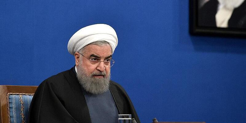 İran Cumhurbaşkanı Ruhani: Özgür bir ortamda müzakere etmek istiyoruz