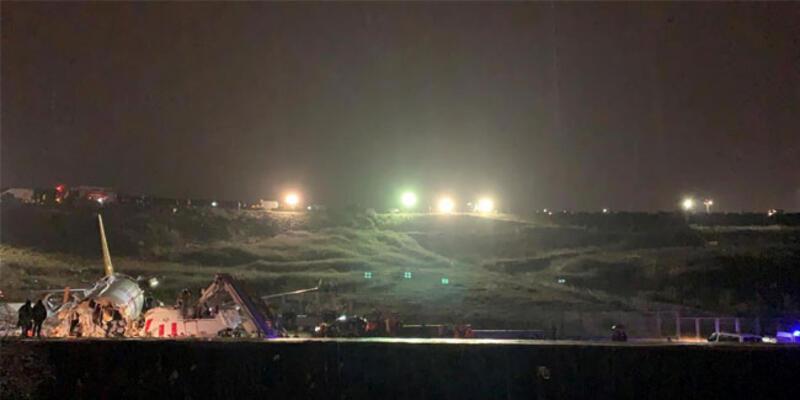 37 uçak, İstanbul Havalimanı'na yönlendirildi