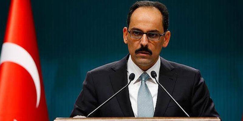 AP'deki skandalla ilgili İbrahim Kalın'dan açıklama