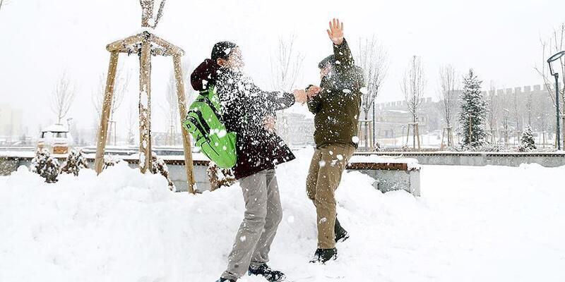 3 ilde eğitime kar tatili