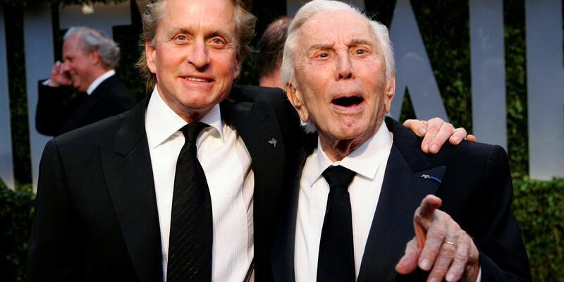 Ünlü oyuncu KirkDouglas, 103 yaşında hayatını kaybetti