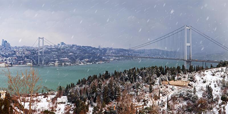 İstanbul Valiliği'nden kar ve fırtına uyarısı
