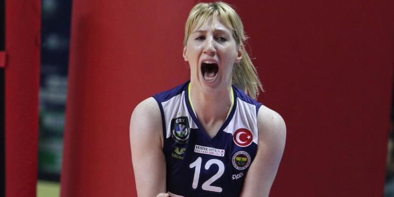 Brankica Mihajlovic'in parmağı kırıldı