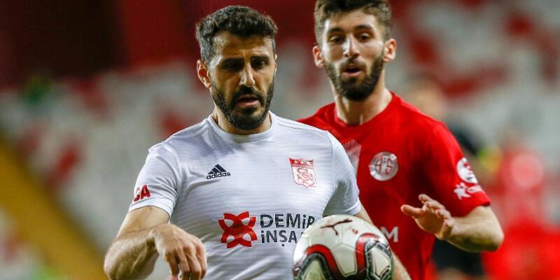 Antalyaspor 0-0 Sivasspor MAÇ ÖZETİ