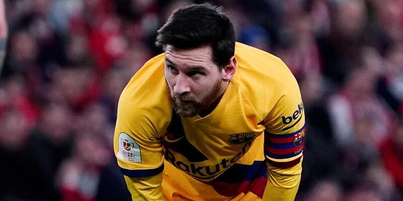 Lionel Messi bedava Manchester City'ye!