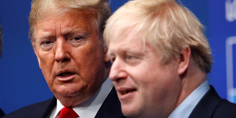 Financial Times: Trump, Huawei yüzünden Boris Johnson'a çok kızdı