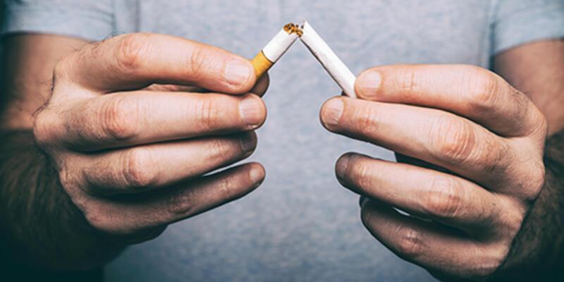 'Kilo almadan sigarayı bırakmak mümkün'