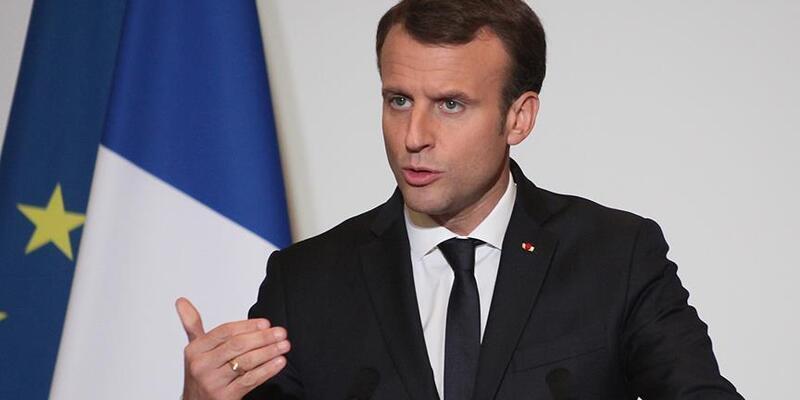 Macron'dan nükleer açıklaması