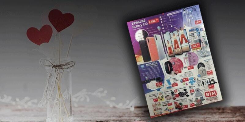 14 Şubat BİM Sevgililer Günü hediyeleri: Telefon, saat, bileklik