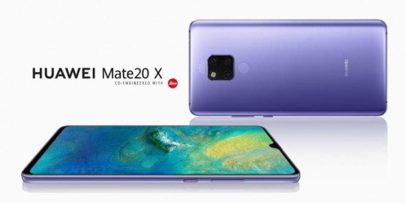 Huawei Mate 20 X DxOMark puanı ile herkesi şaşırtmayı başardı