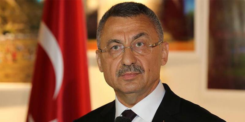 Cumhurbaşkanı Yardımcısı Oktay'dan Akıncı'ya tepki