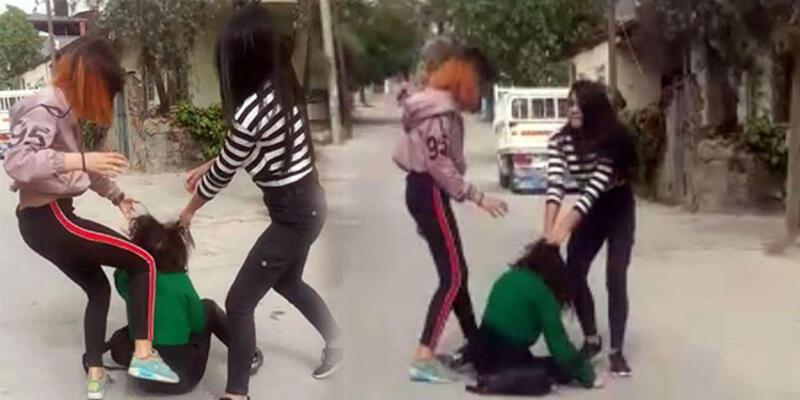 Dayakçı kızlar yine serbest kaldı! Babadan 'pes' dedirten savunma
