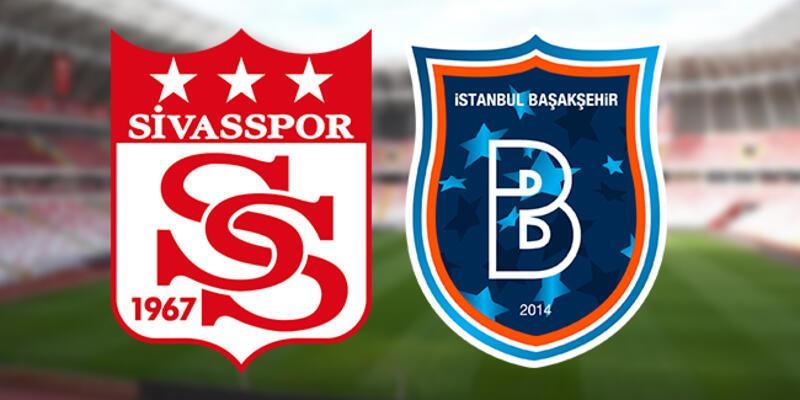 Sivasspor Başakşehir maçı ne zaman, saat kaçta, hangi kanalda canlı izlenecek?