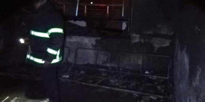 Mardin'de feci yangın: 3'ü çocuk 4 kişi hayatını kaybetti