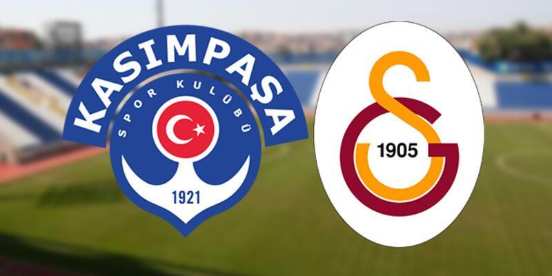 Kasımpaşa Galatasaray maçı ne zaman, saat kaçta, hangi kanalda canlı izlenecek?