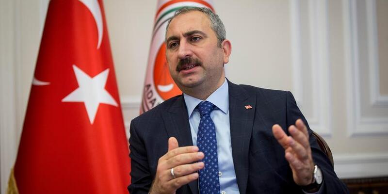 AdaletBakanı Gül'den yargı reformu açıklaması