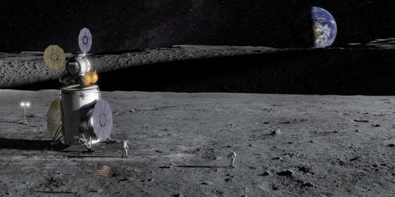 Trump NASA için dev bir bütçe hazırlıyor