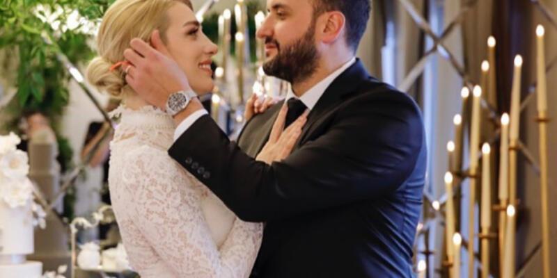 Cansu Canan Özgen evlilik yolunda ilk adımı attı