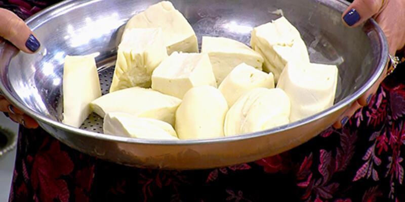 Probiyotik beyaz peynir nasıl yapılır?