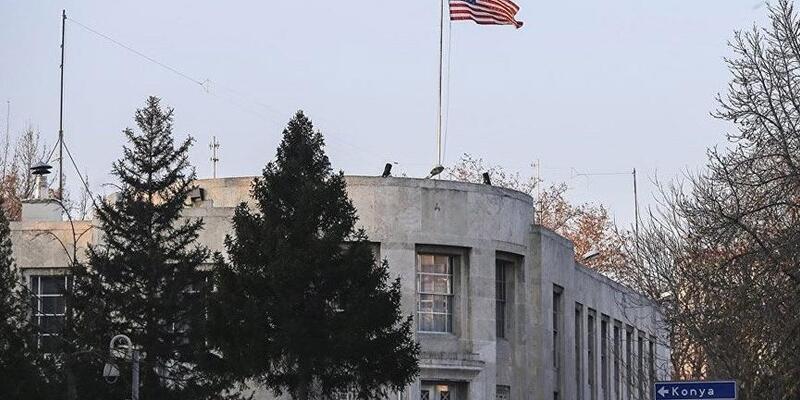 Son dakika... ABD Büyükelçiliği: Derhal ateşkes ilan edilmeli