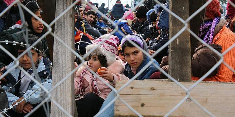 Suriye'de son 4 günde 27 bin sivili daha yerinden edildi