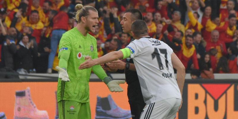 TFF, Göztepe-Beşiktaş kararını açıklayacak!