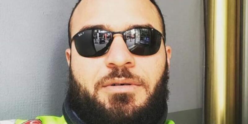 Motosikletli kuryeler 'katil bariyerlere' isyan etti