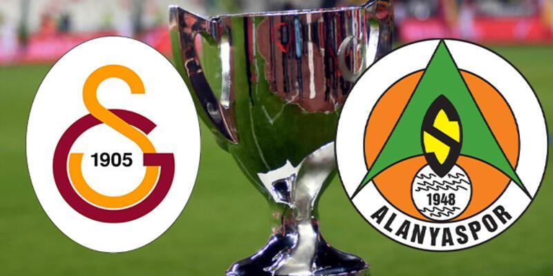 Galatasaray Alanyaspor maçı saat kaçta? Türkiye Kupası GS Alanya maçı hangi kanalda?