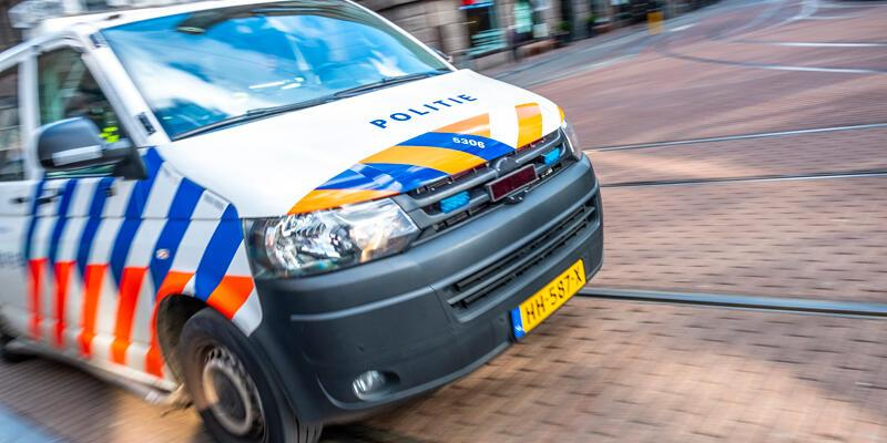 Son dakika... Amsterdam'da postanede çifte patlama