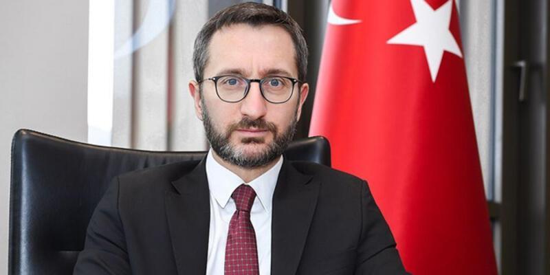 İletişim Başkanı Altun: Esed rejimi sivilleri hedef alıyor ve katliam yapıyor