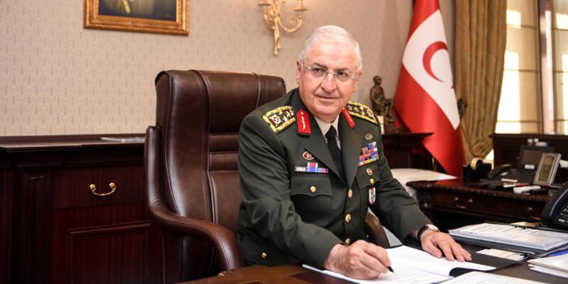 Genelkurmay Başkanı Güler, ABD'li mevkidaşı ile görüştü