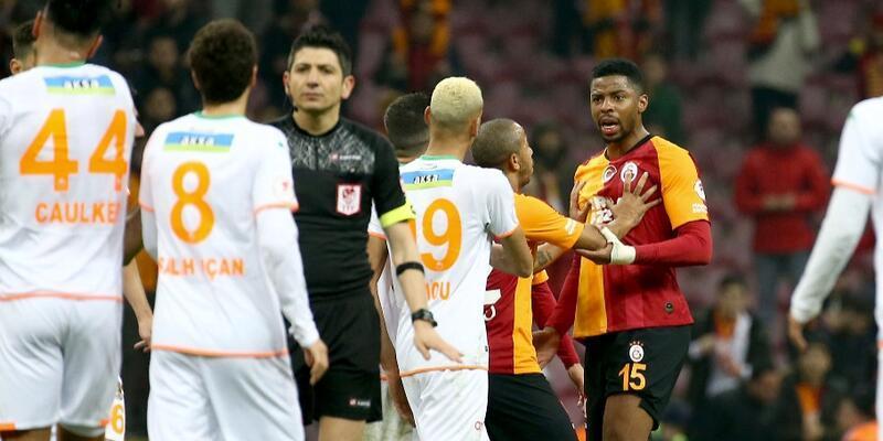 Galatasaray 3-1 Alanyaspor MAÇ ÖZETİ