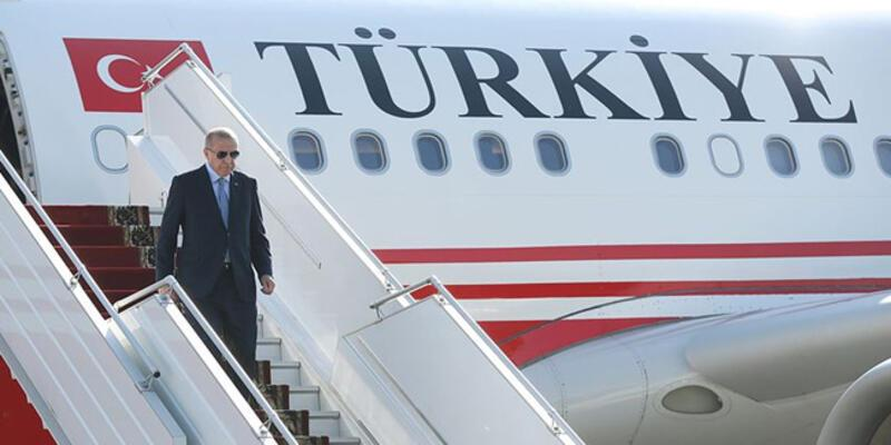 Cumhurbaşkanı Erdoğan, Pakistan'a gidiyor