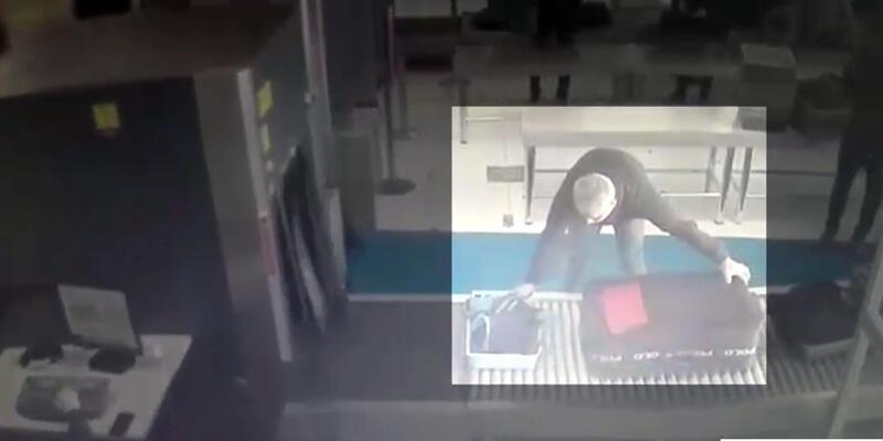 İranlı yolcunun valizinde metamfetamin bulundu