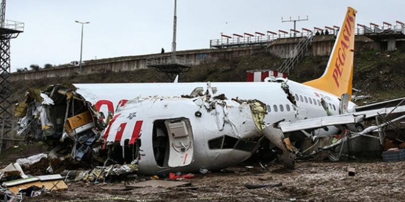 Pistten çıkan uçak soruşturması; kabin memurları şikayetçi olmadı