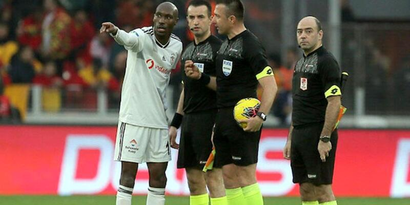 Beşiktaş'tan çok sert açıklama