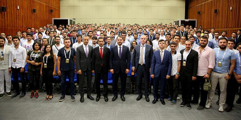 Bakan Albayrak: Nükleer enerjinin kahramanları olacak gençler mezun oldu